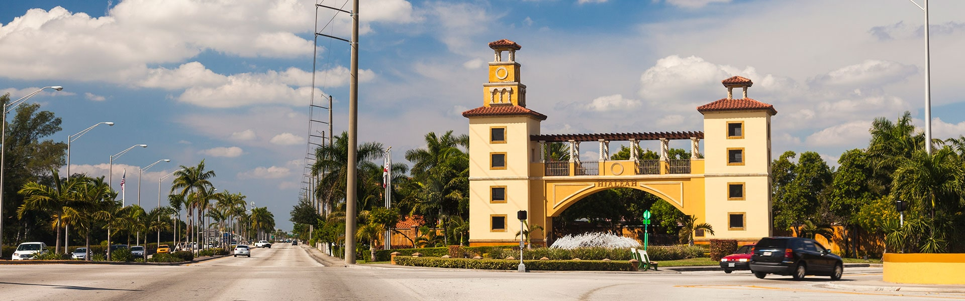The city of Hialeah in South Florida is home to a variety of pests.