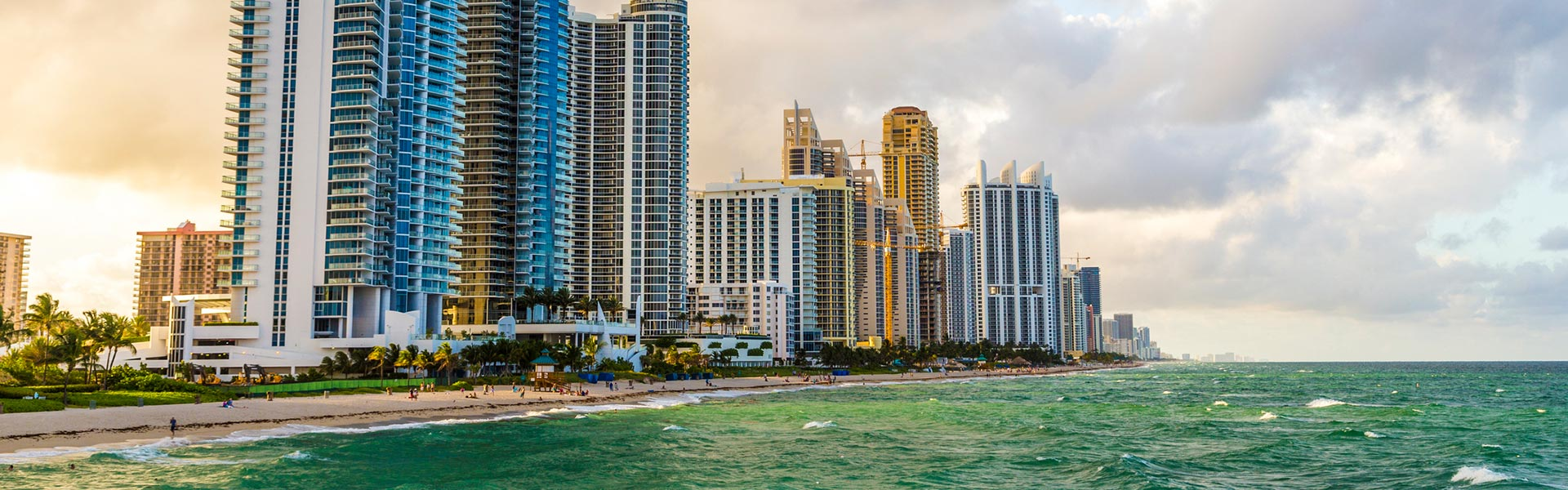 The city of Sunny Isles Beach in South Florida is home to a variety of pests.